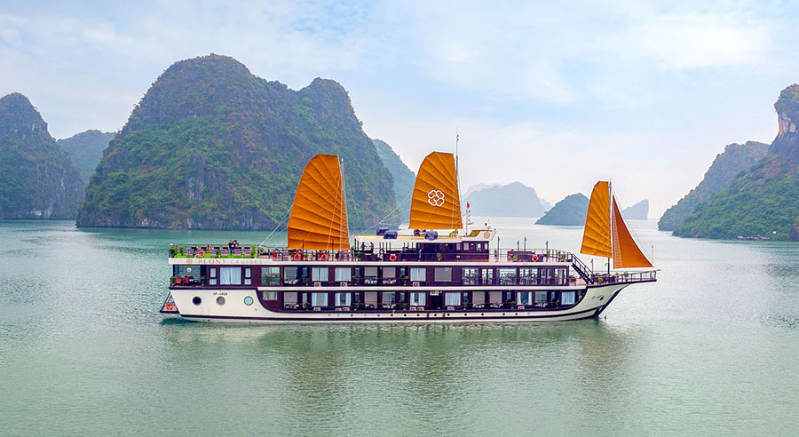 Peony Cruises 1 - 10 Best things to do in Vietnam for first-time visitors (2020)